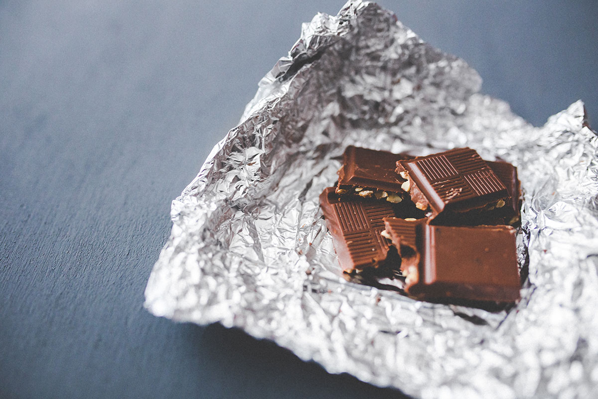 The Sweet Lure Of Chocolate